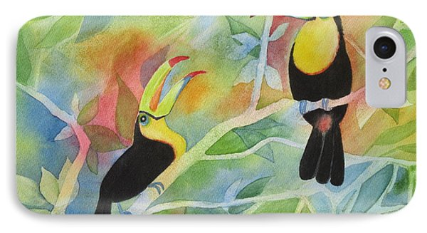 Toucan Play At This Game Phone Case by Deborah Ronglien