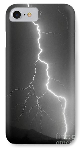 IPhone Case featuring the photograph Touch And Go by J L Woody Wooden