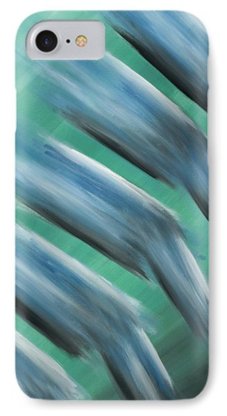 Touch Of Cool Phone Case by Brent Buss