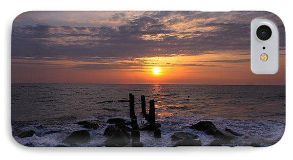 IPhone Case featuring the photograph Touch Of Dawn by Everett Houser