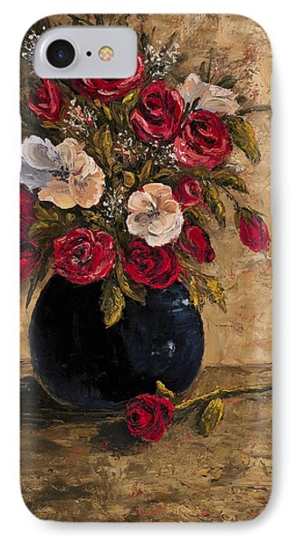 Touch Of Elegance IPhone Case by Darice Machel McGuire