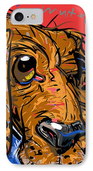 Touch Of Gray IPhone Case by Brett LaGue