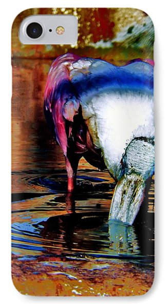 IPhone Case featuring the photograph Toupee by Faith Williams