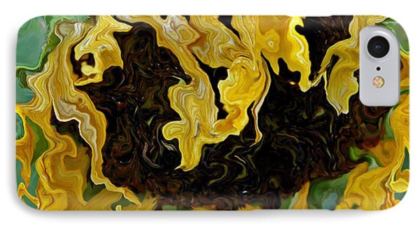 Tournesol Phone Case by Chris Berry