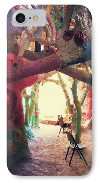 Toward The Light Phone Case by Laurie Search