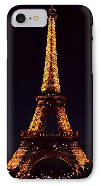 Tower At Night IPhone Case