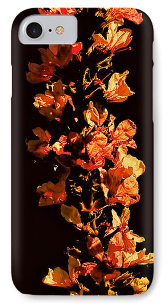 Tower Bloom Phone Case by Leif Sohlman