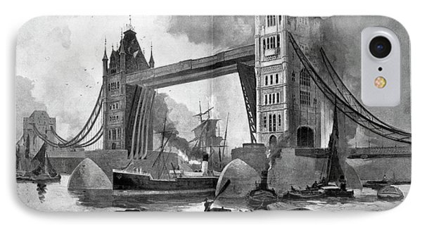 Tower Bridge IPhone Case by British Library