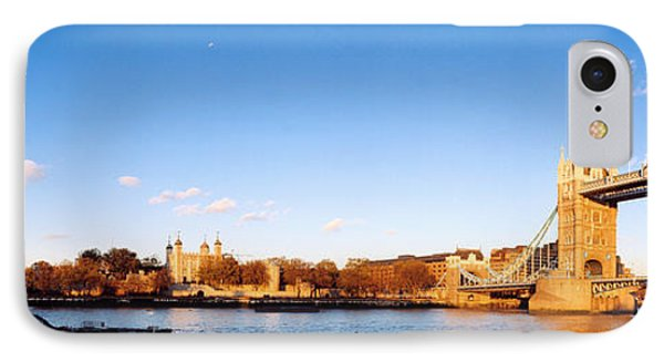 Tower Bridge, London, England, United IPhone Case by Panoramic Images
