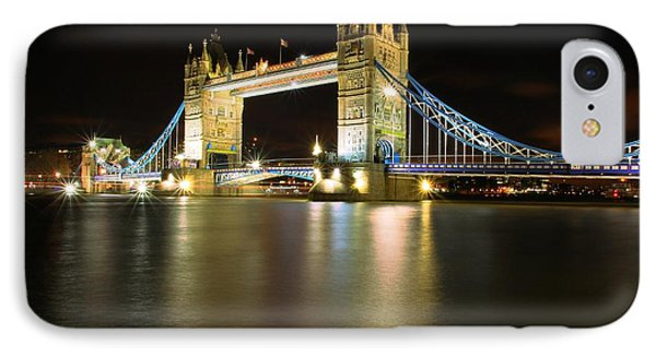 IPhone Case featuring the photograph Tower Bridge London by Mariusz Czajkowski