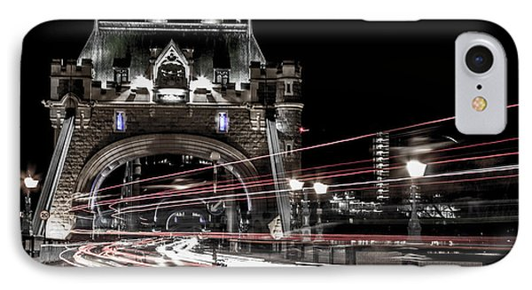 Tower Bridge London IPhone 7 Case by Martin Newman