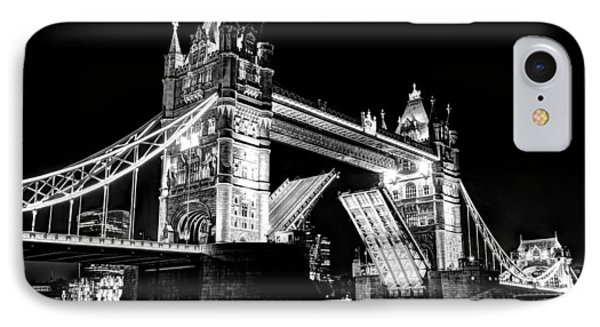 Tower Bridge Opening IPhone Case