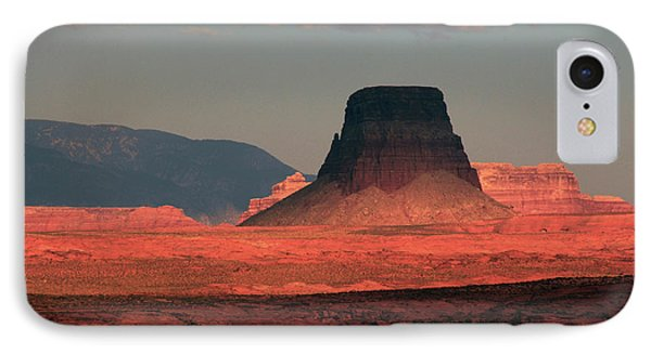 Tower Butte At Sunset, Glen Canyon IPhone Case
