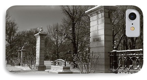 Tower Grove East Gate IPhone Case