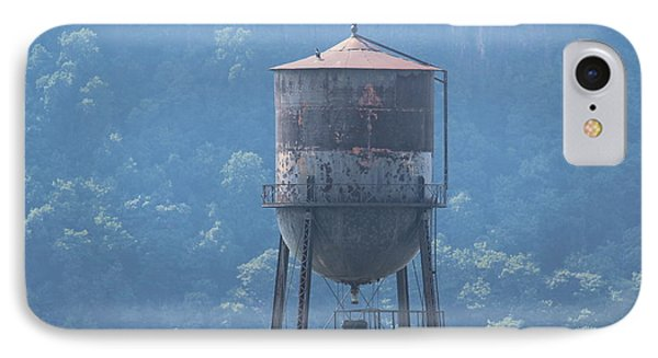 Tower In The Trees IPhone Case by Lotus