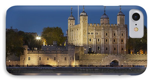 Tower Of London IPhone Case