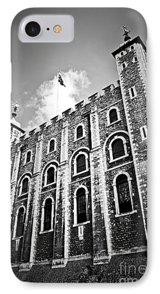 Tower Of London Phone Case by Elena Elisseeva