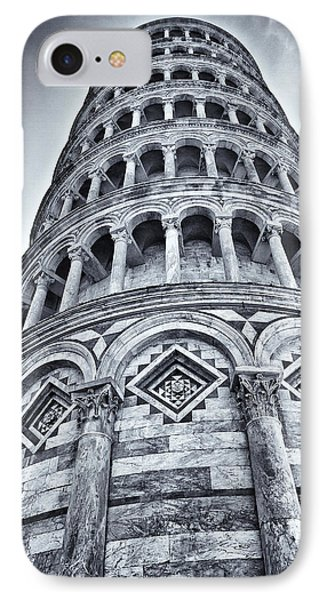 IPhone Case featuring the photograph Tower Of Pisa by Kim Andelkovic