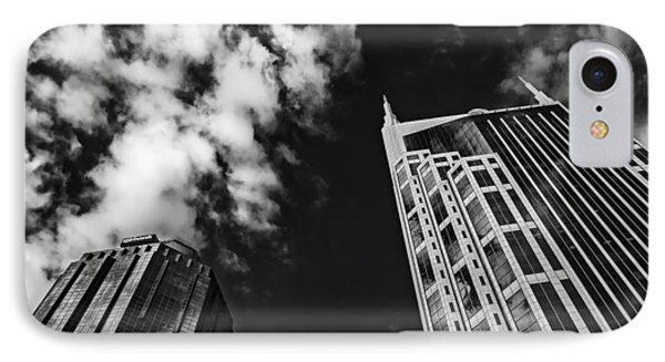 Tower Up Phone Case by CJ Schmit