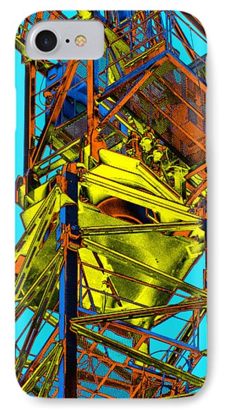 Towering 5 Phone Case by Wendy J St Christopher
