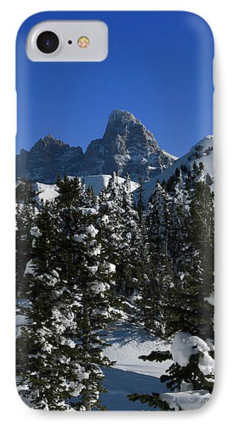 IPhone Case featuring the photograph Towering Above Lies The Grand by Raymond Salani III