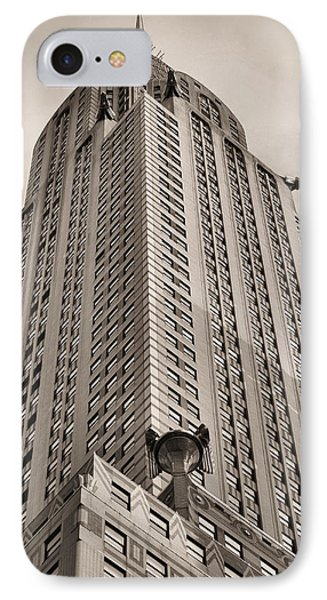 Towering Bw Phone Case by JC Findley