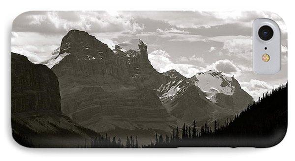 Towering Peaks IPhone Case