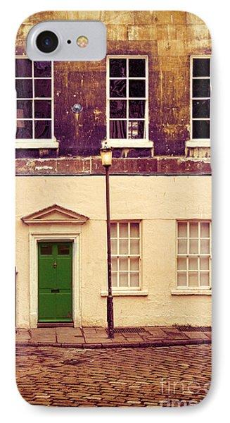 Townhouse Phone Case by Jill Battaglia