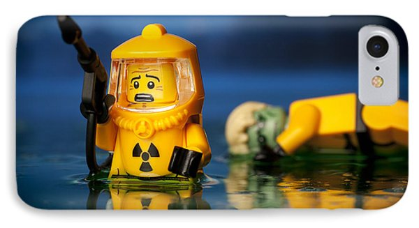 Toxic Dump IPhone Case
