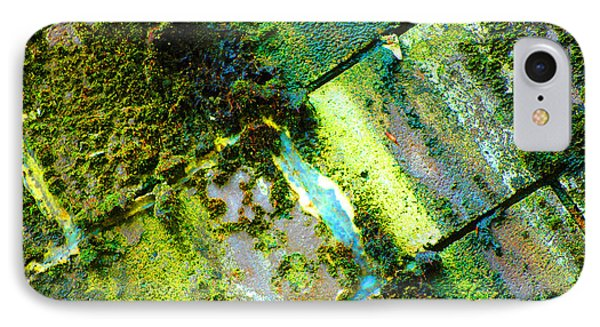 Toxic Moss IPhone Case by Christiane Hellner-OBrien