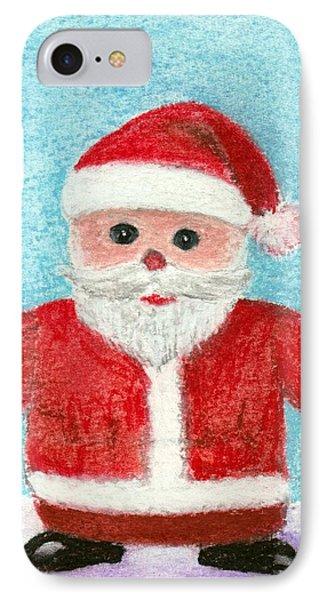Toy Santa IPhone Case by Anastasiya Malakhova