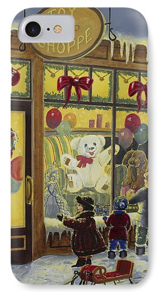 Toy Shoppe IPhone Case by Roger Witmer