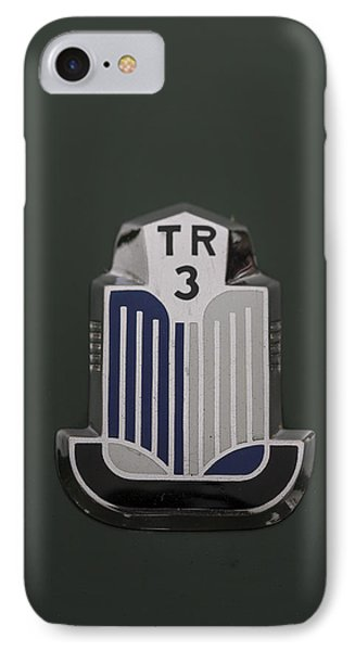 Tr3 Hood Ornament 2 IPhone Case by Scott Campbell
