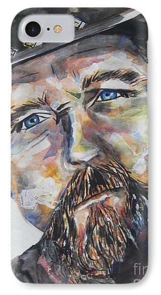 Trace Adkins..country Singer IPhone Case by Chrisann Ellis