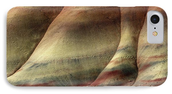 Traces Of Life Phone Case by Mike  Dawson