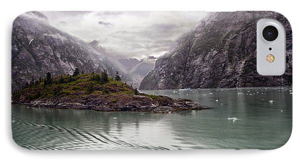 IPhone Case featuring the photograph Tracy Arm Passage by JRP Photography