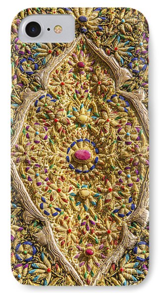 Traditional Embroidery In Jerusalem Israel IPhone Case