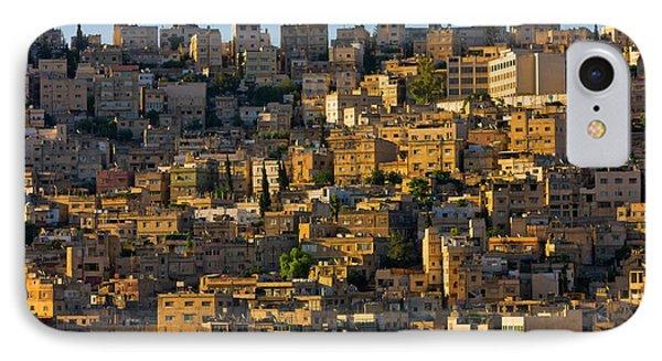 Traditional Houses In Amman, Jordan IPhone Case