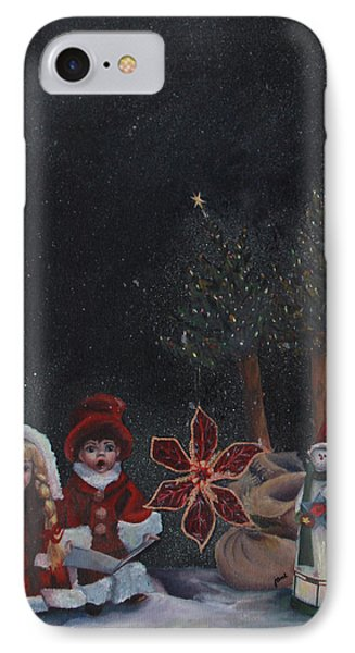 Traditions IPhone Case by Jane Autry