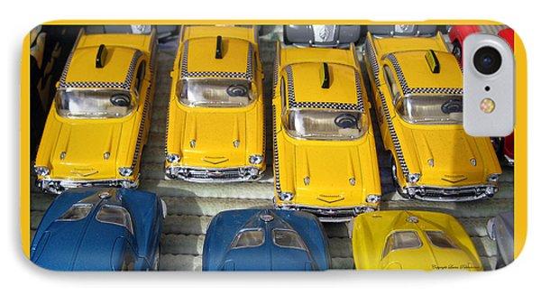Traffic Jam Phone Case by Leena Pekkalainen
