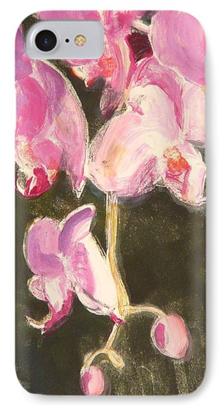 Trailing Phal Phone Case by Valerie Lynch