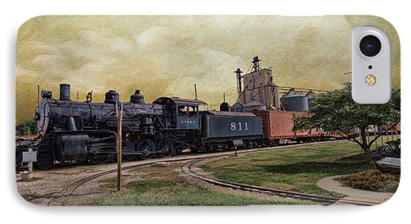 Train - Engine Phone Case by Liane Wright