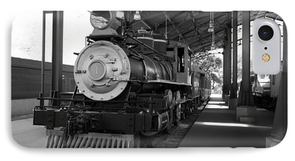 IPhone Case featuring the photograph Train by Gandz Photography