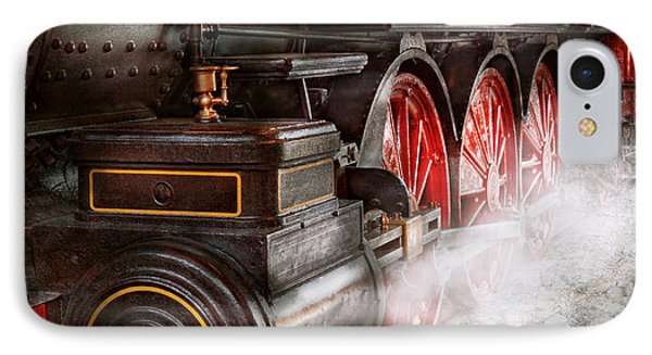 Train - Let Off Some Steam  Phone Case by Mike Savad