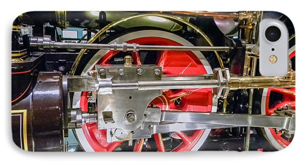 Train Wheels IPhone Case