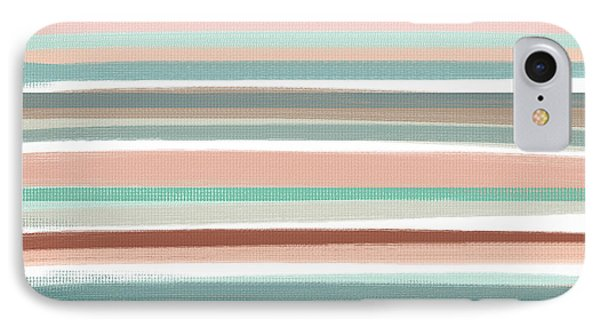 Tranquil Colors IPhone Case by Lourry Legarde