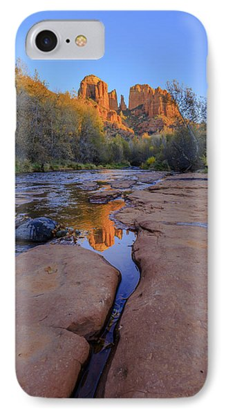 Tranquil Fire IPhone Case by Scott Campbell