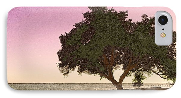 Tranquil Florida Bay Phone Case by Glenn McCarthy Art and Photography
