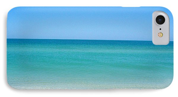 IPhone Case featuring the photograph Tranquil Gulf Pond by David Nicholls