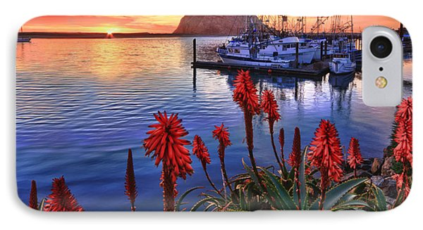 Tranquil Harbor Phone Case by Beth Sargent